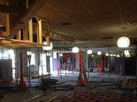 Morwell Club Renovations February 2017