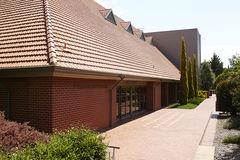St Margaret's and Berwick Grammar School Auditorium External